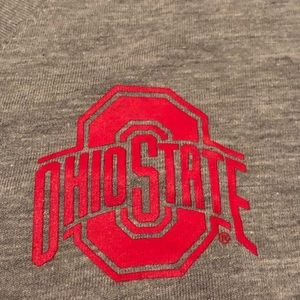 Nike Tops - Women's Ohio State Nike T-Shirt